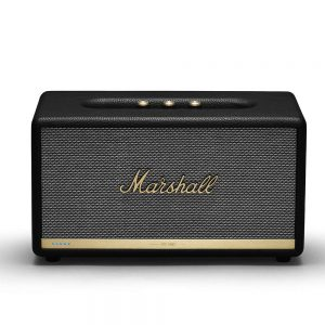 Marshall Stanmore II Wireless Wi-Fi Alexa Voice Smart Speaker - Black