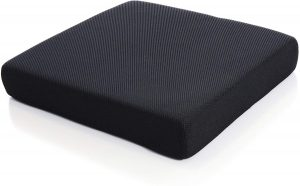 thick memory foam chair pad