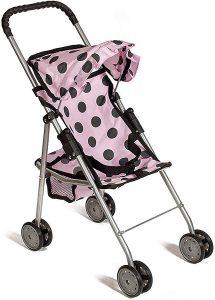 foldable baby doll stroller