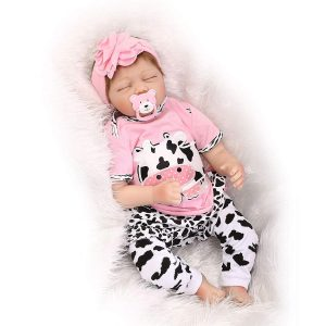Nicery Reborn Baby Doll | solid silicone baby doll for sale