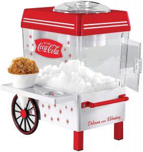 Nostalgia SCM550COKE Coca-Cola Countertop Snow Cone Maker
