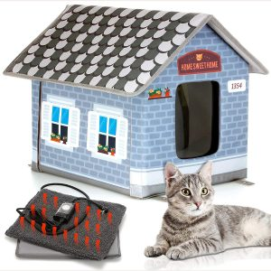 Outdoor Winter Cat House