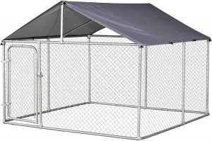outside dog kennels for large dogs