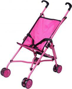 baby doll stroller walker