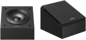 Sony SSCSE Dolby Atmos Enabled Speakers, Black