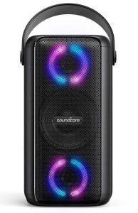 Party Speaker with 18 Hour Playtime LED light speaker