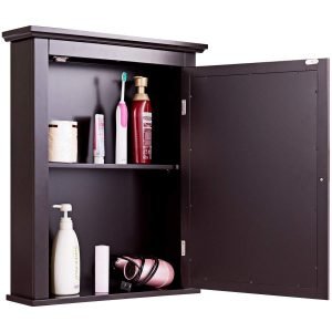 bathroom cabinets with mirrors