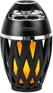 bluetooth flame speaker   portable LED flame speaker