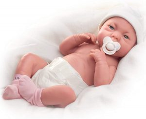 Tinneke Janssens A Lovely Gift Is Little Lauren So Truly Real Lifelike Baby Doll