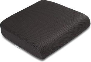 extra large memory foam seat cushion for car