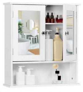 Wooden Storage Cabinets Organizer for Kitchen, Accent Home Furniture