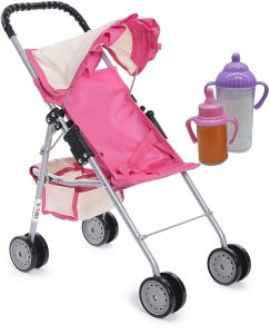 baby doll stroller for 1 year old
