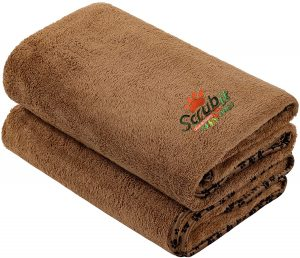 super absorbent dog towel
