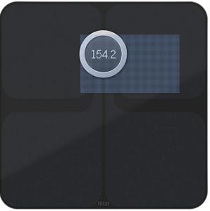 Fitbit Aria 2 Wi-Fi Smartphone app Scale