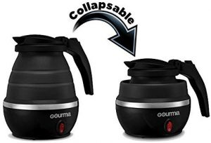 Gourmia GK360 Travel Foldable Electric Kettle