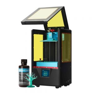 ANYCUBIC Photon S 3D Printer, UV LCD Resin Printer with Dual Z-axis Linear Rail