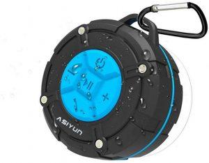 ASIYUN Shower Radios, Waterproof Speaker