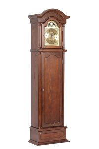 waterbury tall case clock