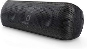 Extended Bass and Treble Wireless HiFi Portable Speaker with App