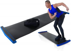Balance 1 Slide Board for Home exercise and gyme