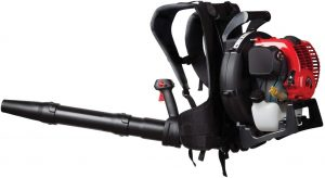 electric backpack leaf blower