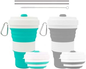 Crenics Collapsible Travel Cup