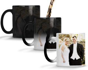 diy heat changing mug