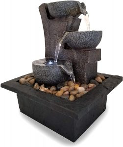 modern indoor water fountains for home and office