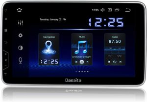 Android 9.0 Car Stereo for Universal Radio GPS DSP System