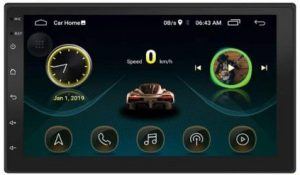 1G/16G Car Entertainment Multimedia Radio android car stereo