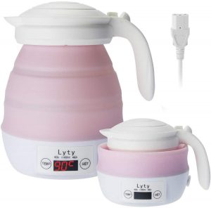 Dual Voltage Travel Electric Kettle Small