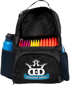 disc golf carrier