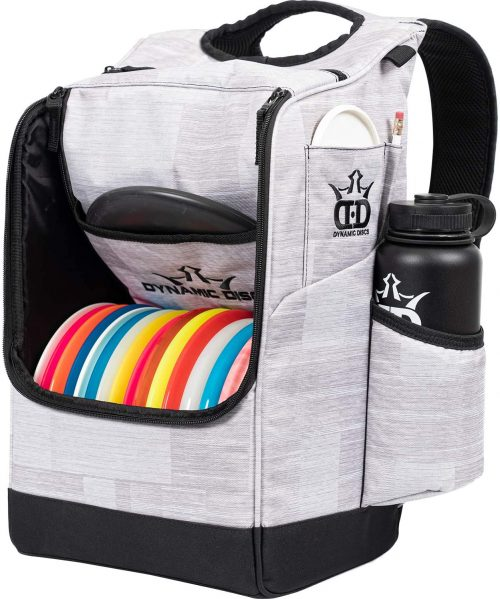 Dynamic Discs Sniper Disc Golf Backpack | 16 Disc Storage in Main Compartment