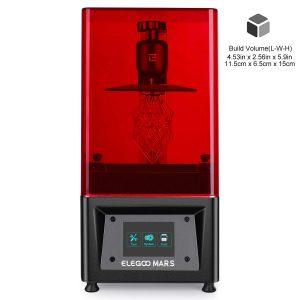 ELEGOO Mars UV Photocuring LCD 3D Printer