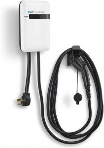 EVoCharge-Level-2-Electric-Vehicle-EV-Charger-240-Volt-32-Amp-Charging-Station-