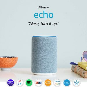 alexa speaker on amazon
