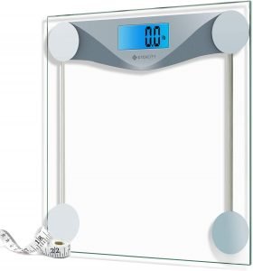 Not an analog bathroom scale but digital