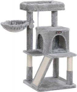 FEANDREA Cat Tree with Sisal