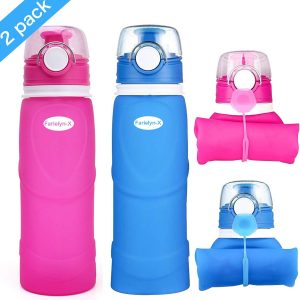 Farielyn-X Collapsible Water Bottle 26oz
