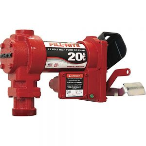 best transfer pump from Fill-Rite