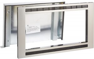 microwave trim kit installation