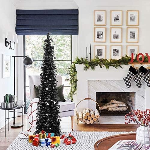 HOHOTIME-Tinsel-Christmas-Tree