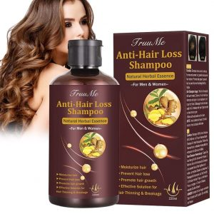 Hair Loss Treatment, Natural & Organic Herb Shampoo for Hair Regrowth Faster/Prevent Hair Loss