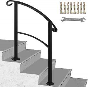 stainless steel hand rail