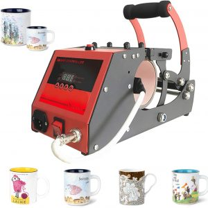Heat Transfer Sublimation Cup Mug Heat Press Transfer Printing Machine