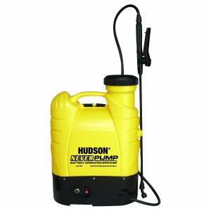 automatic backpack sprayer
