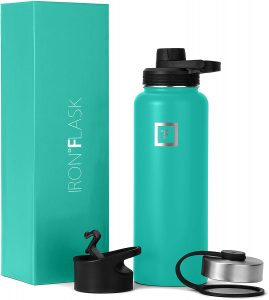 3 Lids (Spout Lid), Vacuum Insulated Stainless Steel