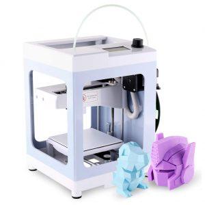"IUSE Desktop 3D Printer for Design 3D Impresora Max Size 4.3""x 4.3"" x 4.9"""