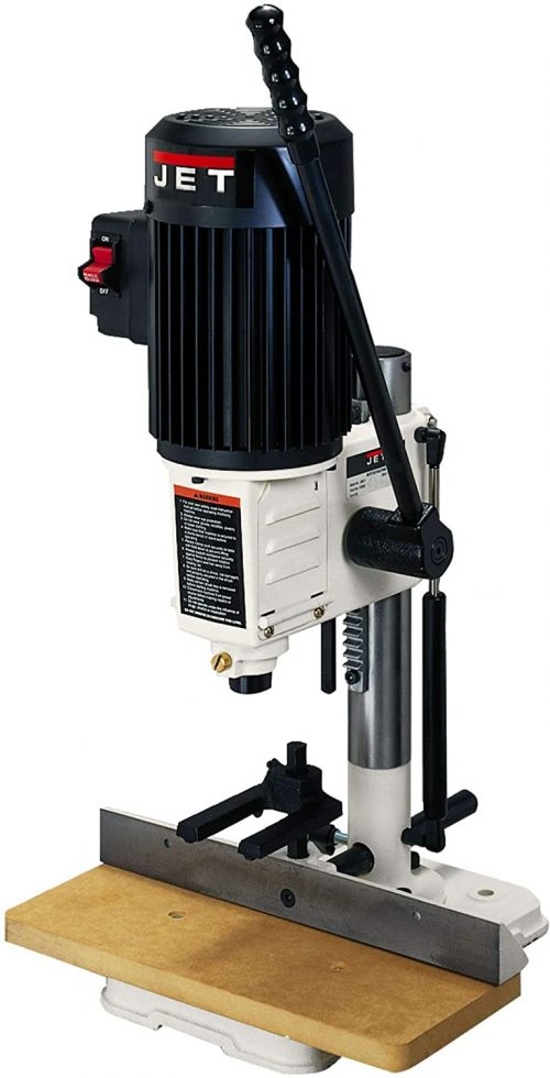 Jet Bench Mortiser, 1/2 HP, 120V
