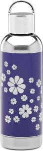 Kate Spade New York Nolita Blue Spade Water Bottle